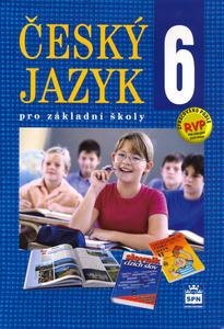 Obrázok Český jazyk 6 pro základní školy