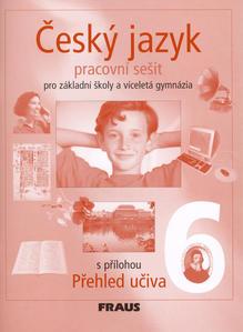 Obrázok Český jazyk 6 pro základní školy a víceletá gymnázia