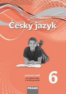 Obrázok Český jazyk 6 pro ZŠa VG