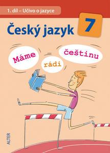 Obrázok Český jazyk 7  1. díl Učivo o jazyce
