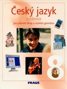 Obrázok Český jazyk 8 Učebnice