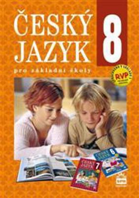 Obrázok Český jazyk 8 pro základní školy