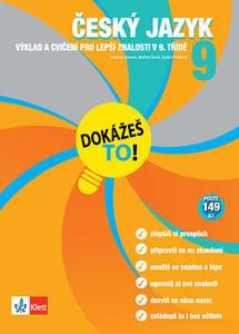 Obrázok Český jazyk 9 Dokážeš to!