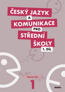 Obrázok Český jazyk a komunikace pro střední školy 1.díl