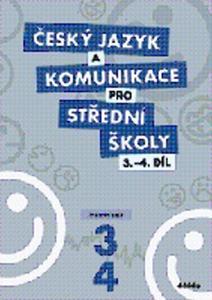 Obrázok Český jazyk a komunikace pro SŠ 3.-4.díl