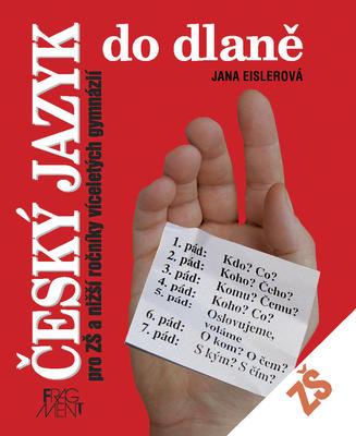 Obrázok Český jazyk do dlaně pro ZŠ a nižší ročníky víceletých gymnázií