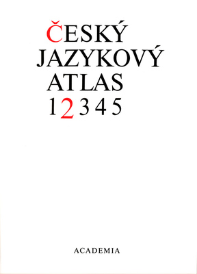 Obrázok Český jazykový atlas 2