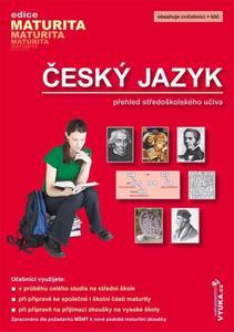 Obrázok Český jazyk Přehled středoškolského učiva