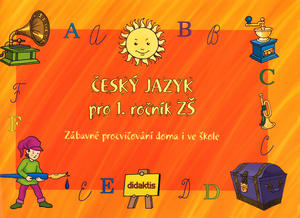 Obrázok Český jazyk pro 1.ročník ZŠ