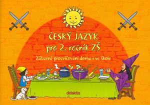 Obrázok Český jazyk pro 2. ročník ZŠ