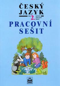Obrázok Český jazyk pro 2. ročník základní školy Pracovní sešit