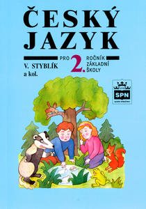 Obrázok Český jazyk pro 2. ročník zuákladní školy