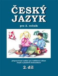Obrázok Český jazyk pro 2.r.ZŠ 2.díl (Český jazyk pro 2.r.ZŠ 2.díl)
