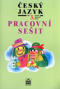 Obrázok Český jazyk pro 3. ročník základní školy Pracovní sešit
