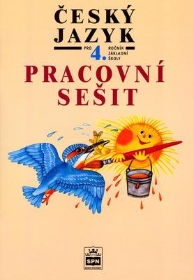 Obrázok Český jazyk pro 4. ročník základní školy Pracovní sešit