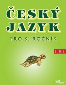Obrázok Český jazyk pro 5.ročník