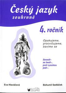 Obrázok Český jazyk souhrnně 4. ročník