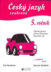 Obrázok Český jazyk souhrnně 5. ročník
