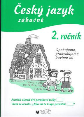 Obrázok Český jazyk zábavně 2. roč.