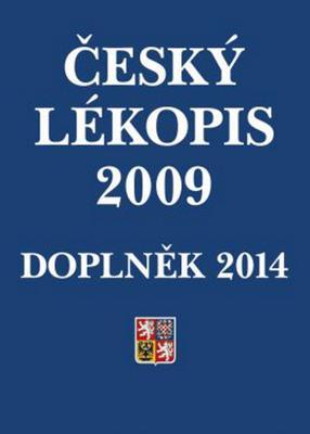 Obrázok Český lékopis 2009