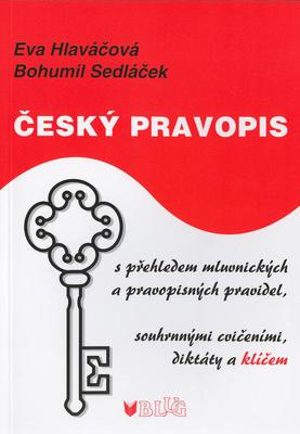 Obrázok Český pravopis
