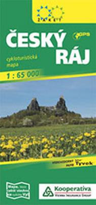 Obrázok Český Ráj 1: 65 000