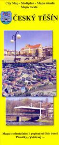 Obrázok Český Těšín Mapa města