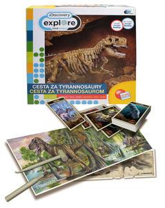 Obrázok Cesta za Tyranosaury