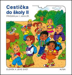 Obrázok Cestička do školy II, Prvouka pro 1. ročník ZŠ