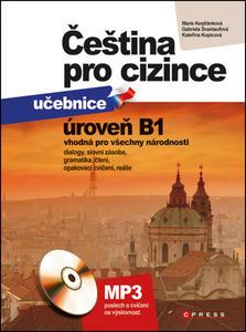 Obrázok Čeština pro cizince úroveň B1