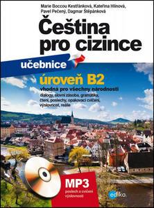 Obrázok Čeština pro cizince úroveň B2