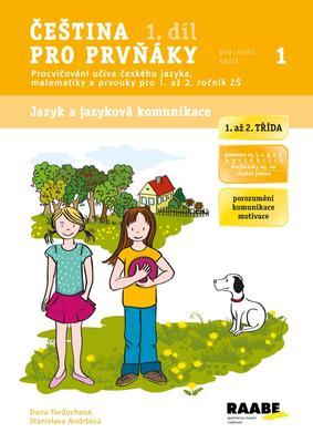 Obrázok Čeština pro prvňáky 1. díl Pracovní sešit 1