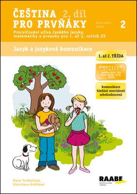 Obrázok Čeština pro prvňáky 2. díl Pracovní sešit 2