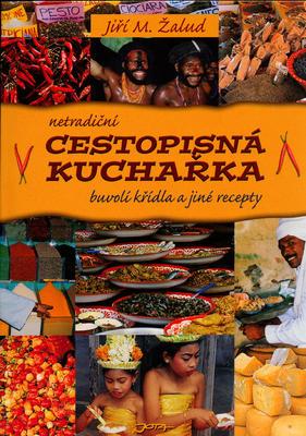 Obrázok Cestopisná kuchařka