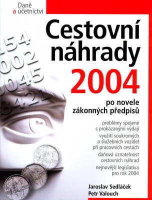 Obrázok Cestovní náhrady 2004