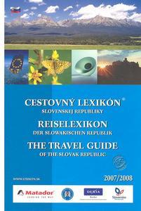 Obrázok Cestovný lexikón Slovenskej republiky