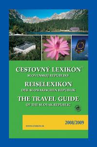 Obrázok Cestovný lexikón Slovenskej republiky 2008/2009