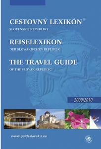 Obrázok Cestovný lexikón Slovenskej republiky 2009/2010