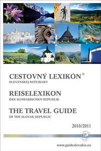 Obrázok Cestovný lexikón Slovenskej republiky 2010/2011