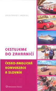 Obrázok Cestujeme do zahraničí Česko-anglická konverzace a slovník