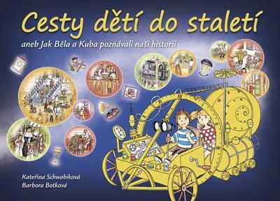 Obrázok Cesty dětí do staletí