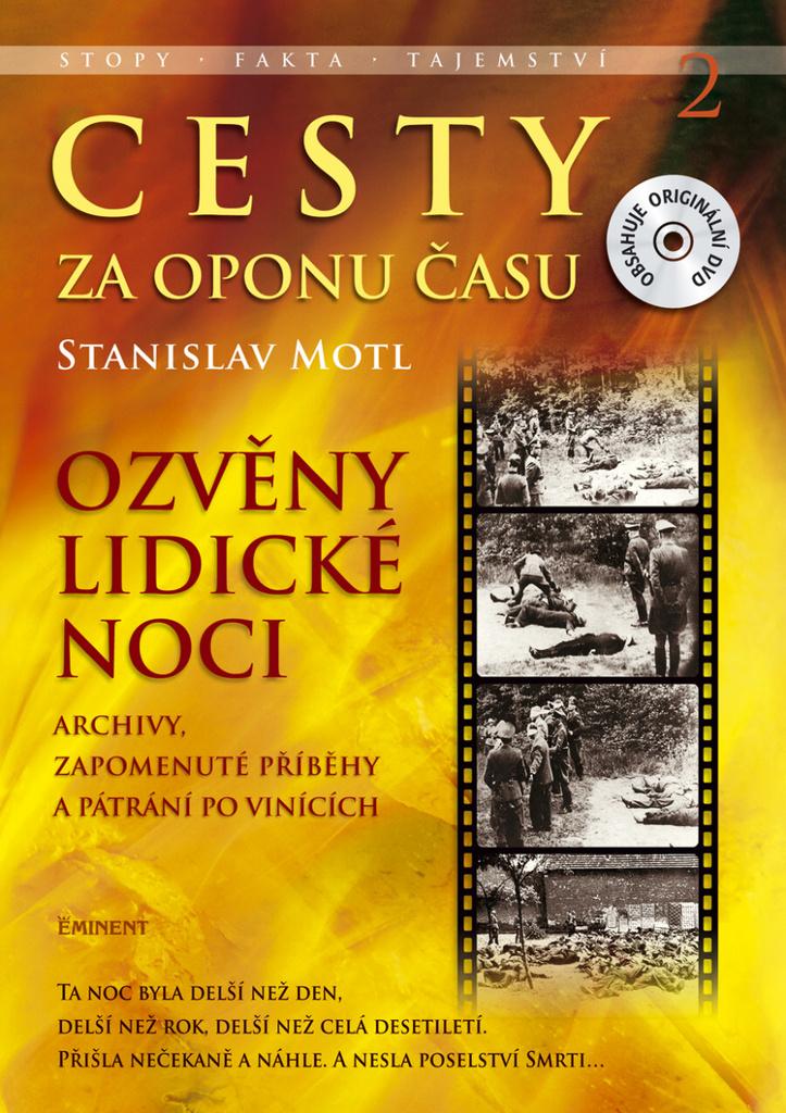 Cesty za oponu času 2 - Stanislav Motl