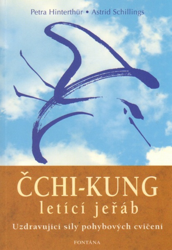 Čchi-kung letící jeřáb - Petra Hinterthür
