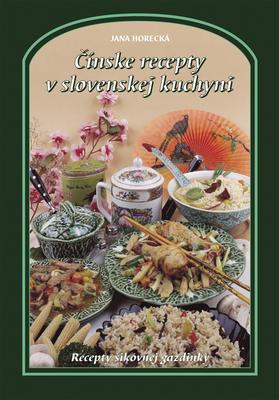Obrázok Čínske recepty v slovenskej kuchyni