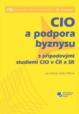 Obrázok CIO a podpora byznysu