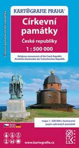 Obrázok Církevní památky České republiky