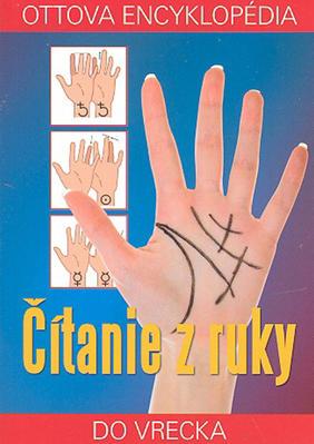 Obrázok Čítanie z ruky (Ottova encyklopédia)