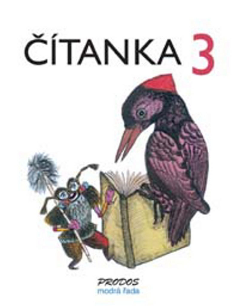 Čítanka 3 - PeadDr. Hana Mikulenková, Radek Malý