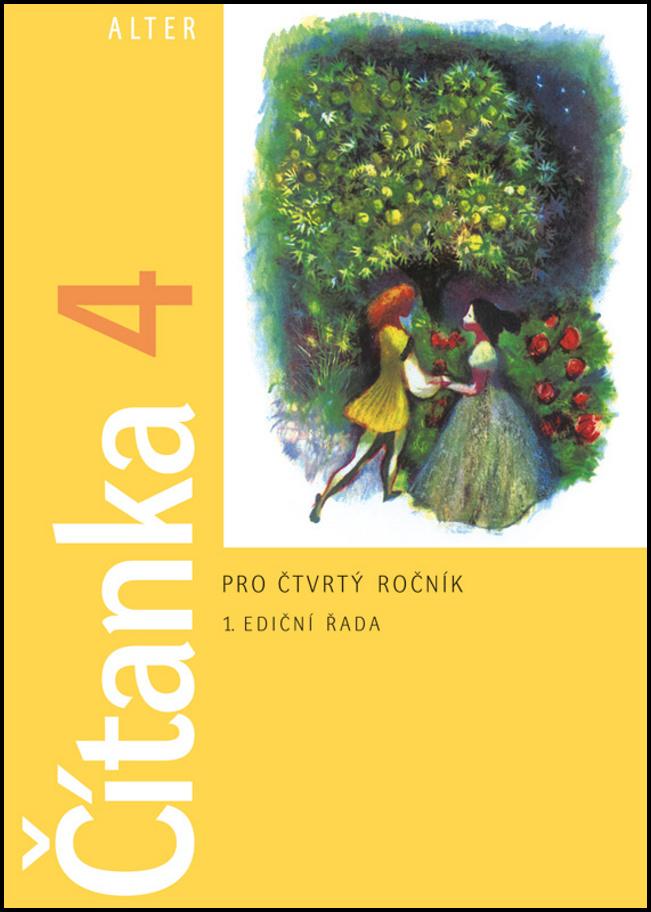 Čítanka 4 pro čtvrtý ročník - Hana Rezutková