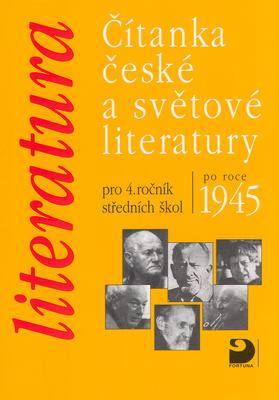 Obrázok Čítanka české a světové literatury pro 4.ročník středních škol